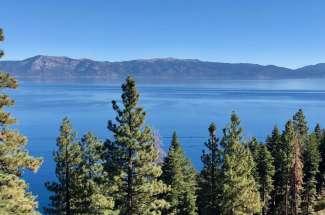 Panoramic Dollar Point Lake View