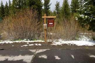 Tahoe Donner Lot near Trout Creek Rec Center