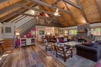 Piney Wood Cabin