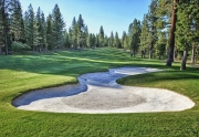 Lahontan Golf Course Sand Trap