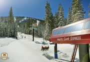 Martis Camp Chairlift