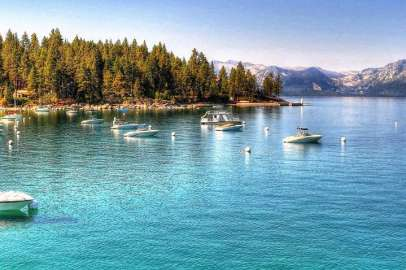 Tahoe City – West
