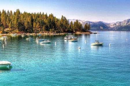 Tahoe City – West