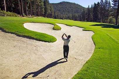Lake Tahoe Golf Communities