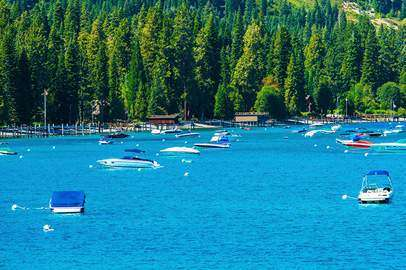 Lake Tahoe Lakefronts – West Shore