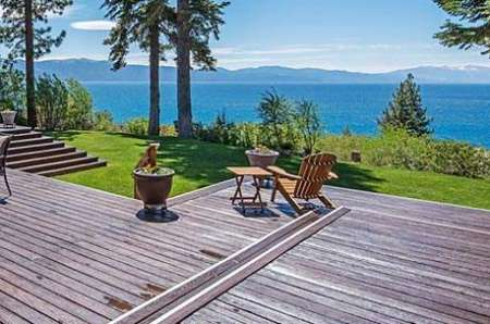 Lake Tahoe Lakefront Homes