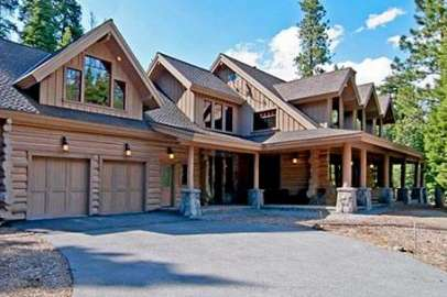 Lake tahoe luxury homes lake tahoe real estate truckee for Luxury lake house